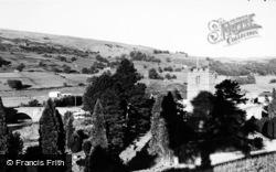 Grinton, St Andrew's Church c.1960