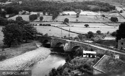 Grinton, The Bridge c.1960