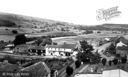 Grinton, View From The Church Tower c.1960