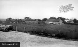 Gristhorpe, Council Estate c.1950