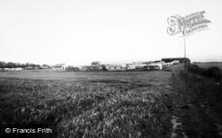 Gristhorpe, Crowsnest Caravan Camp c.1955
