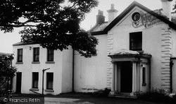 Gristhorpe, Gristhorpe Hall c.1960
