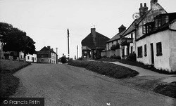 Gristhorpe, The Bull Inn c.1950