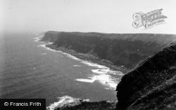 Gristhorpe, The Cliffs c.1955