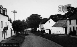 Gristhorpe, The Village c.1950