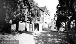Old Hall c.1960, Groby