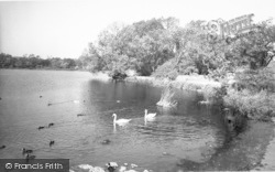 The Pool c.1960, Groby