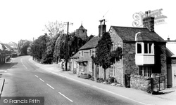 The Village c.1960, Groby