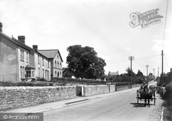 Groes Faen, The Village 1936, Groes-Faen