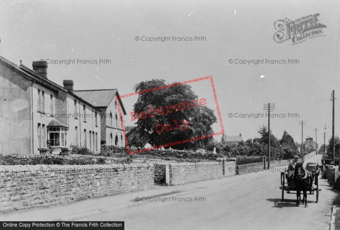 Photo of Groes Faen, Village 1936