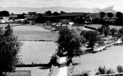 Groes, Village c.1955
