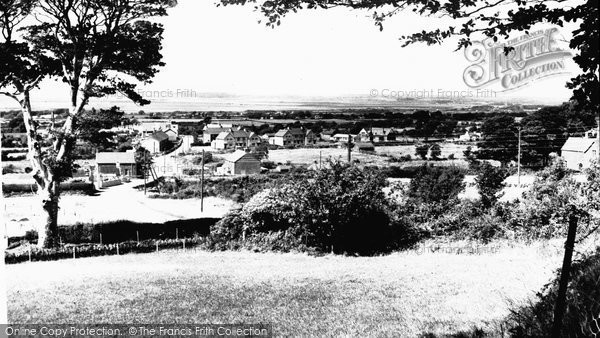 Groeslon, c1955