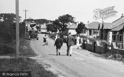 Gronant, Beach Road 1936