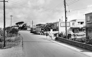 Gronant, Beach Road c1965