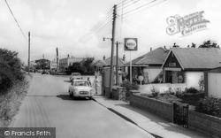 Gronant, Beach Road c.1965