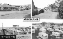 Gronant, Composite c.1960