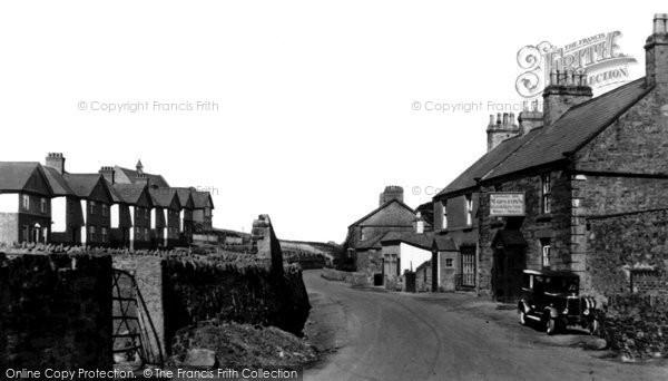 Gronant, Llanasa Road c1955
