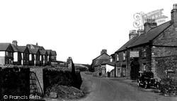 Gronant, Llanasa Road c.1939