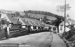 Gronant, Llanasa Road, Upper Gronant c.1955