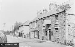 Gronant, Llanasa Road, Upper Village c.1955