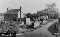 Gronant, Nant-Y-Crai Lane c.1955