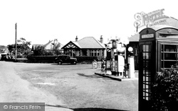 Gronant, Post Office c.1955