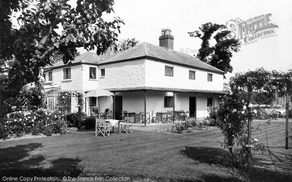 Gronant, St Mary's Guest House 1936