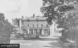 Gronant, Talacre Abbey c.1939