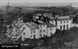 Gronant, The Abbey c.1939