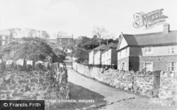Gronant, The Council Houses c.1939