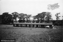 Gronant, The Guides' Hut 1936