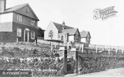 Gronant, The Institute c.1939