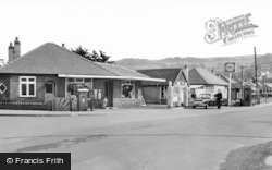 Gronant, The Post Office c.1960
