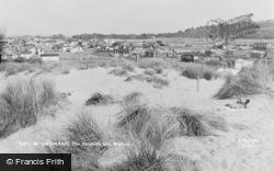 Gronant, The Sandhills And Warren c.1955