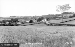 Gronant, The Upper Village c.1965