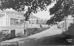 Gronant, The Village c.1955