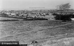 Gronant, View Of The Warren c.1955