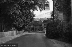 Groombridge, Entrance To Old Town c.1955