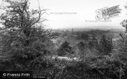 General View c.1955, Groombridge
