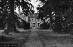 Groombridge Place c.1955, Groombridge
