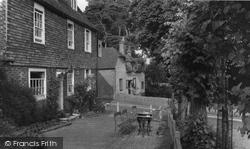 Old Town c.1960, Groombridge