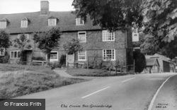 The Crown Inn c.1960, Groombridge