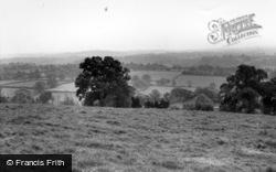 The Ridge c.1955, Groombridge