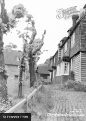 The Walks c.1955, Groombridge