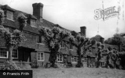 The Walks, Old Town c.1955, Groombridge