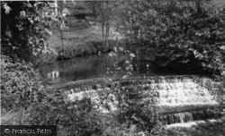 The Waterfall c.1955, Groombridge