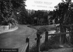 View From Groombridge Hill c.1955, Groombridge