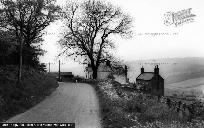Photo of Grosmont, Entrance To Village c.1960