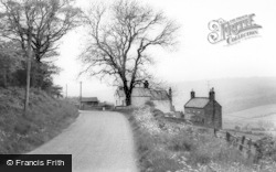 Grosmont, Entrance To Village c.1960