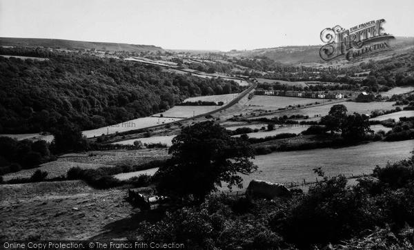 Photo of Grosmont, Esk Valley c.1960